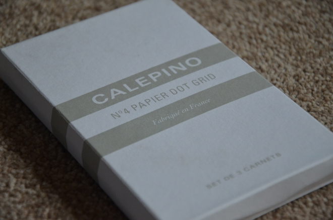 Calepino Box - Set of 3 Notebooks