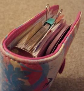 Paperchase Organiser: Planner setup
