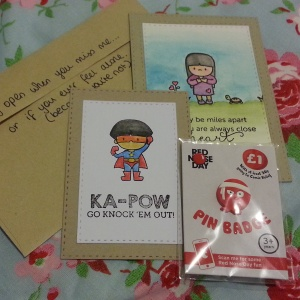 Handmade Cards & Gift Set