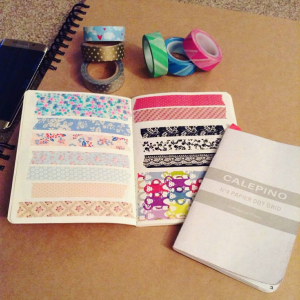 Sept Obsessions - Washi Tape