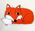 Cheeky Boo - Fox Cushion