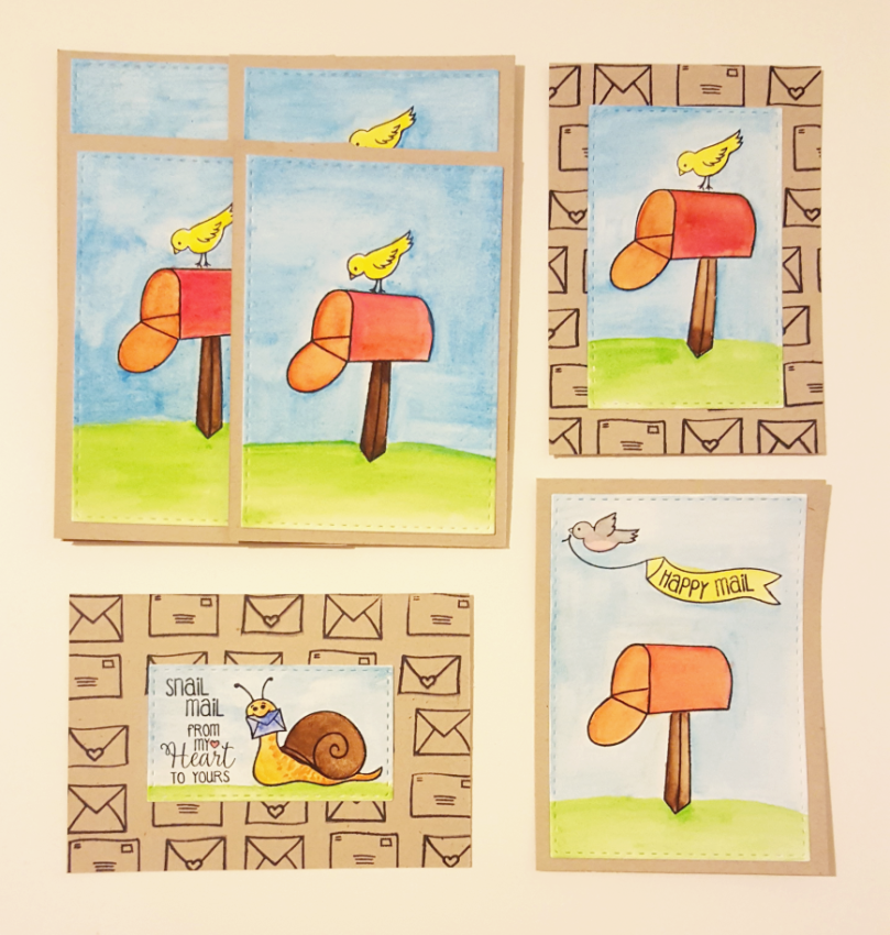 Honey Bee Stamps - Special Delivery