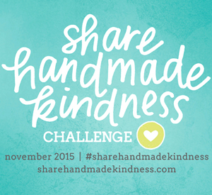Share Handmade Kindness badge