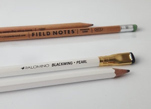 Blackwings Pearl & Field Notes Pencils