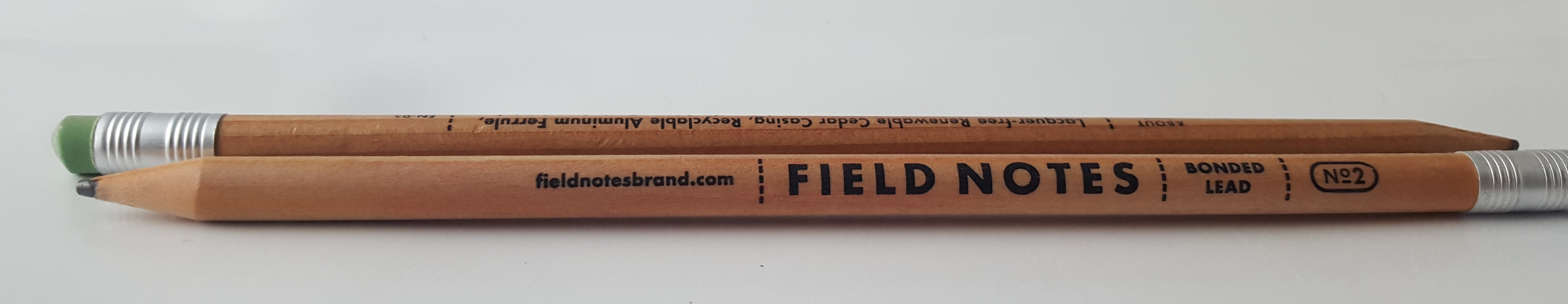 Field Notes Pencils