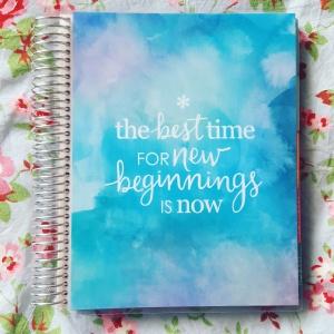 Erin Condren LifePlanner 2016